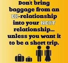 don't bring emotional baggage relationship short trip